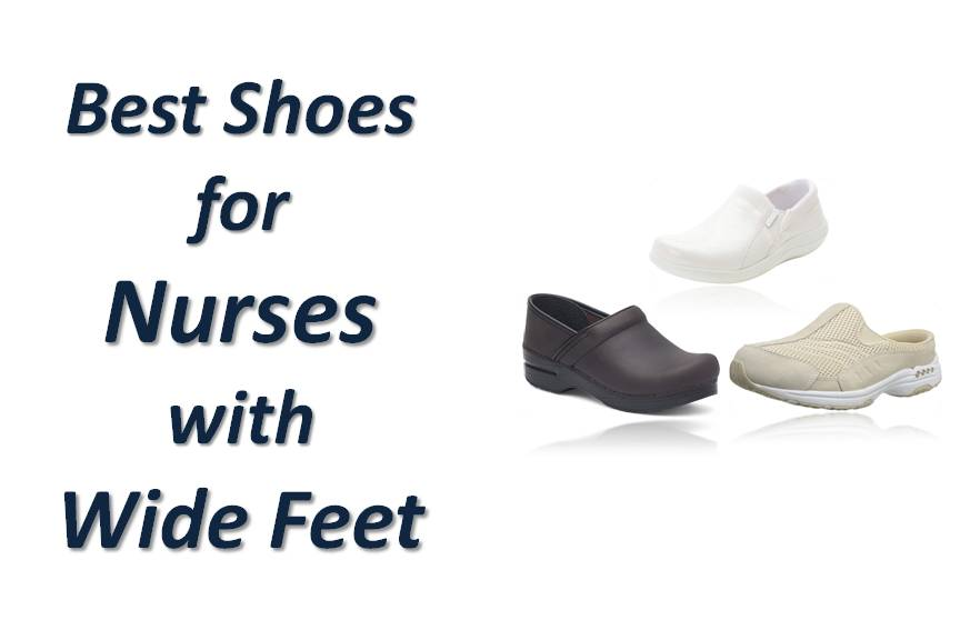 5 Best Shoes for Nurses with Wide Feet (Reviews & Guide)