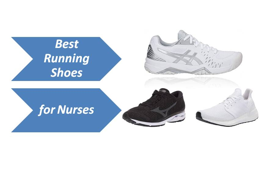 6 Best Running Shoes for Nurses – On Their Feet All Day 2021