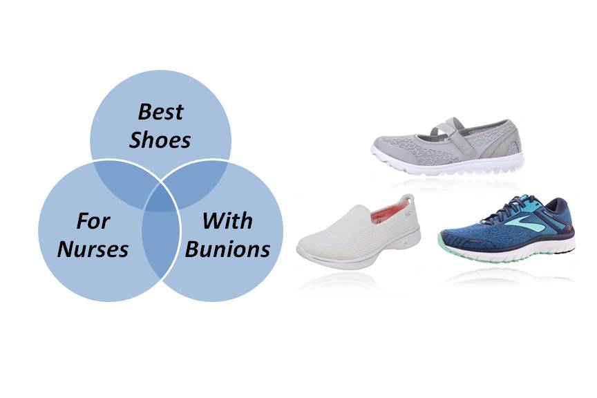 7 Best Shoes For Nurses With Bunions in 2021 - Review and Guide