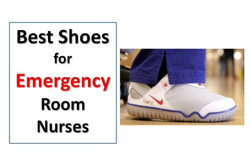 Best Shoes For ER Nurses