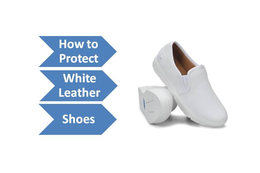 How to Protect White Leather Shoes - Simple Things You Can Do