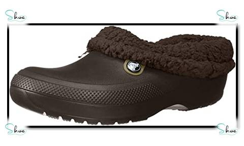 crocs brown clogs