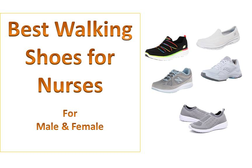 Best Walking Shoes for Nurses